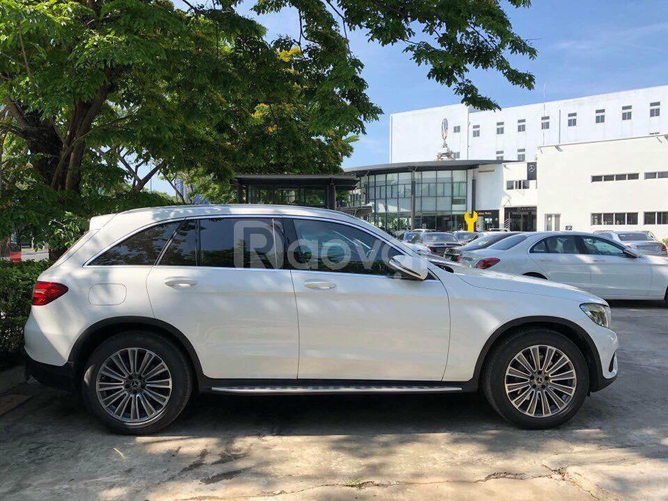 Bán xe Mercedes GLC250 mới chính hãng mới 100%