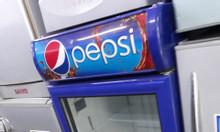 Thanh lý tủ mát Pepsi 265l mới 90%