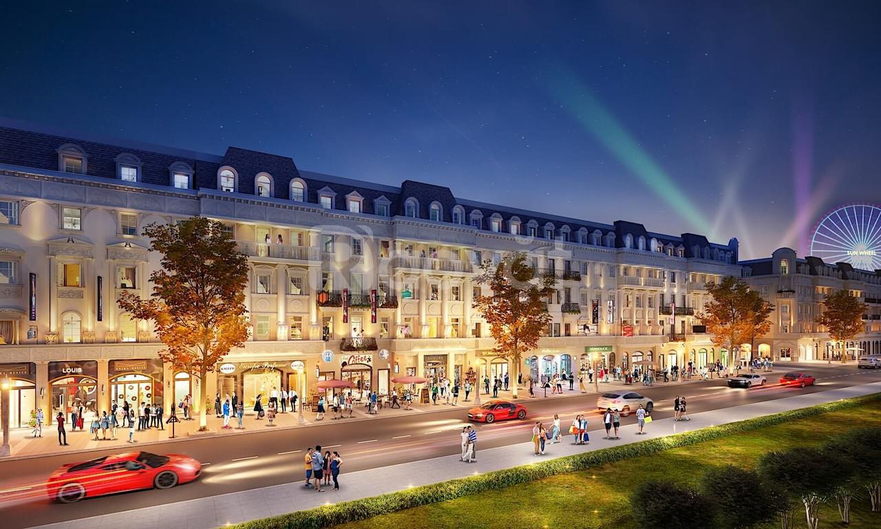 Shophouse Europe kiến trúc Viena-Áo, kì quan bên kì quan Vịnh Hạ Long
