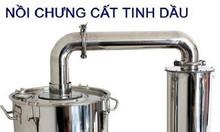 Nồi chưng cất các loại tinh dầu - KAG Việt Nam