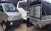 Bán xe tải Dongben 810Kg- thùng mui bạt
