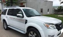 Gia đình cần bán xe Everest 2012, số tự động, máy dầu