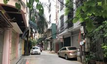 Bán phá giá nhà khu phân lô Trần Quang Diệu, gara, 100m2