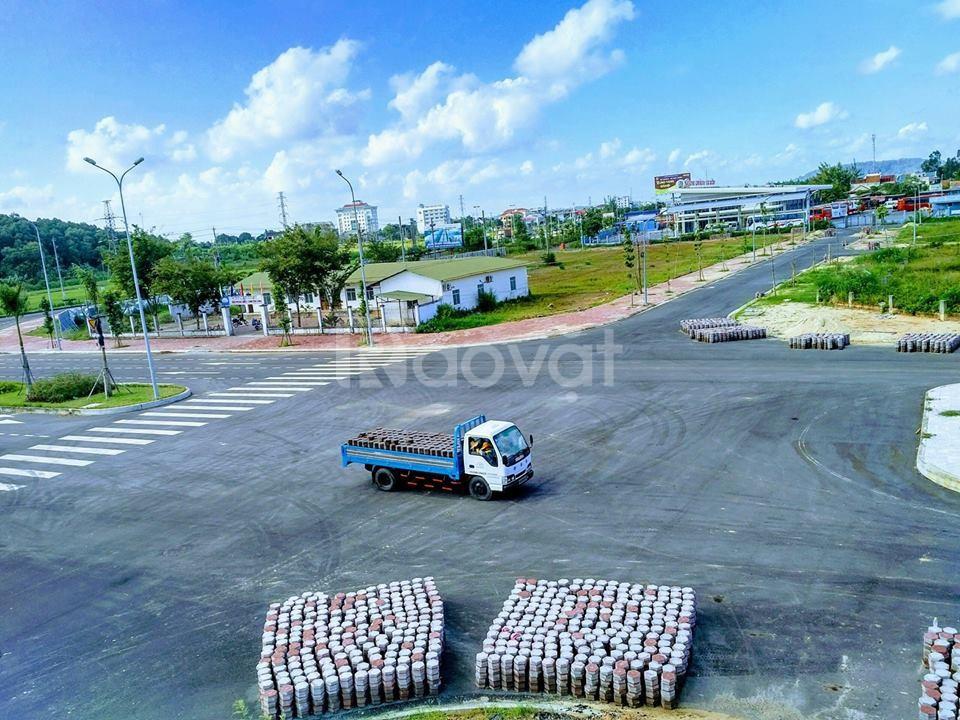 Đất nền giá sàn khu đô thị mới Phú Mỹ TP Quảng Ngãi