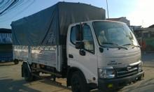 Cần bán xe tải Hino thùng bạt 3,5 tấn