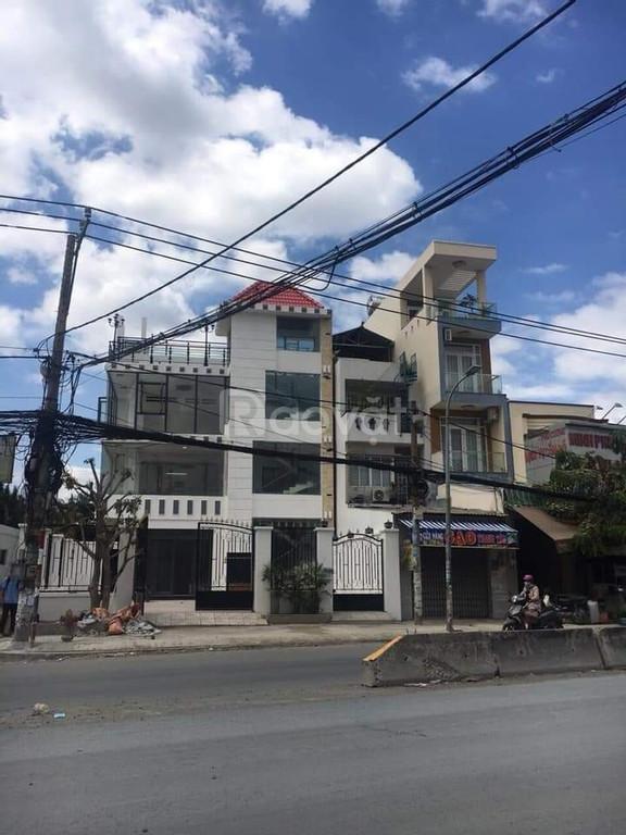 Biệt thự mặt tiền Huỳnh Tấn Phát Tân Phú quận 7 tiện mở văn phòng