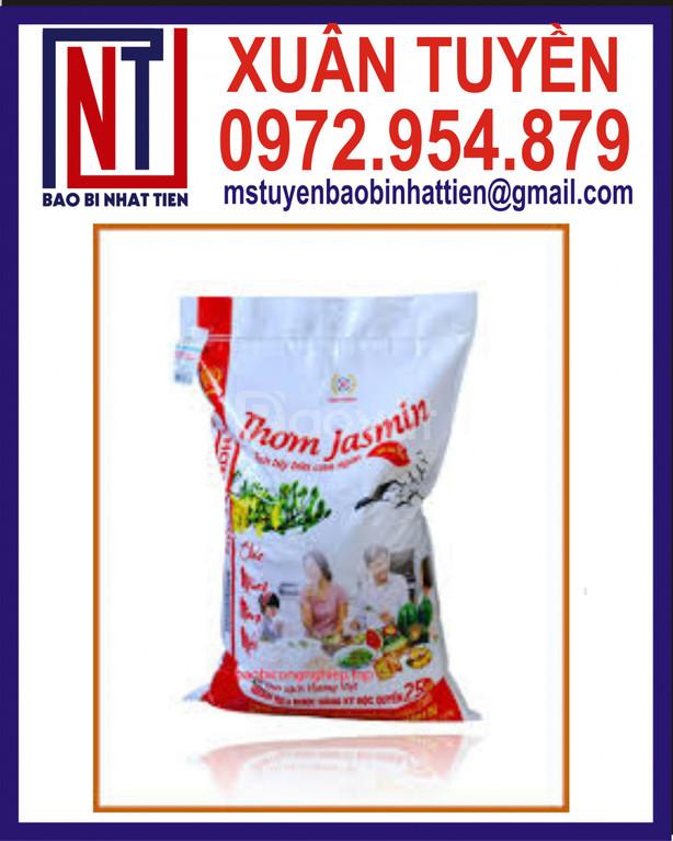 Công ty sản xuất bao đựng gạo, bao bì gạo 10kg (ảnh 5)
