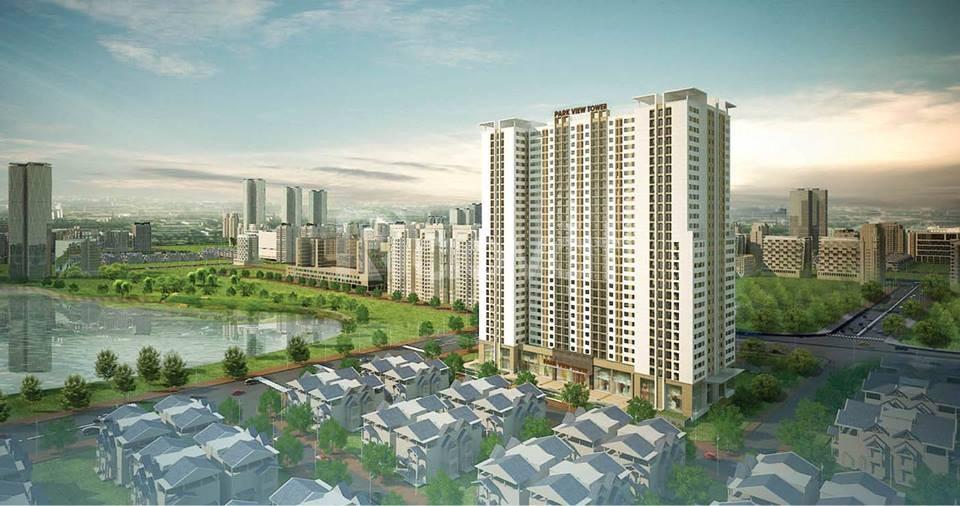 CC bán gấp CHCC 62,5m2 full nội thất  Đồng Phát Park View, Hoàng Mai