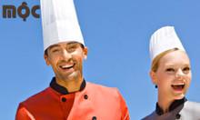 May đồng phục áo bếp nam nữ giá rẻ, chất lượng ở đâu?
