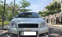 Cần bán xe Chevrolet Aveo bản LT