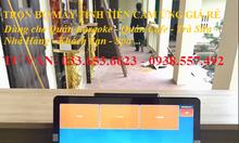 Trọn bộmáy tính tiền pos cho quán cafetại Bình Phước