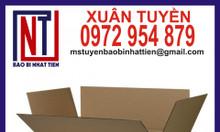 Chuyên sản xuất thùng carton 5 lớp