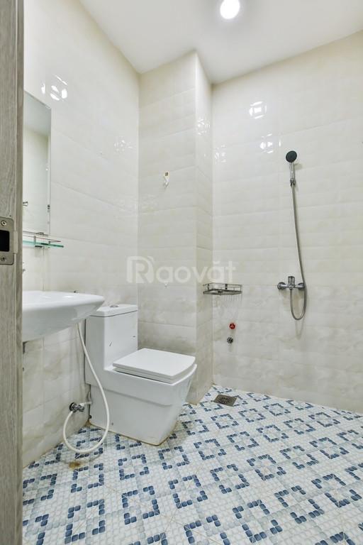 Phòng trọ cao cấp full nội thất, thang máy, an ninh Q3