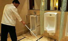 Thông tắc chậu rửa, toilet, thoát sàn tại Khâm Thiên