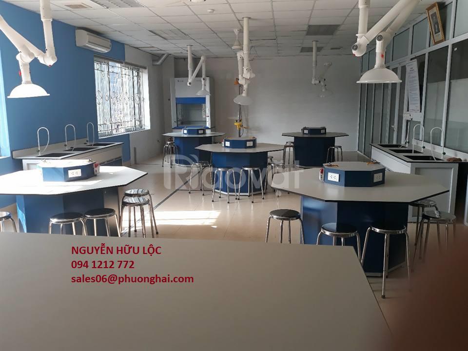 Tư vấn thiết kế nội thất phòng thí nghiệm điện tử TP.HCM