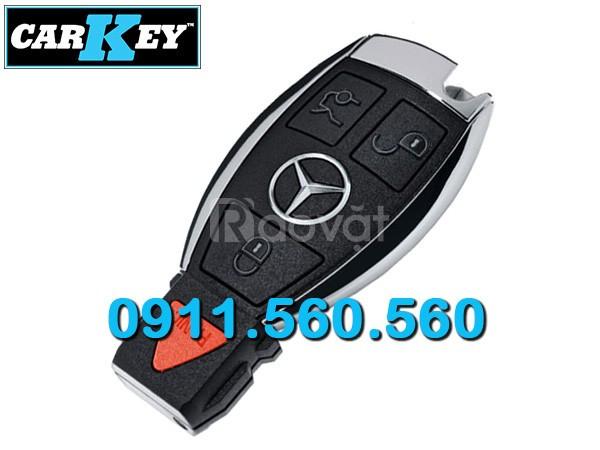 Chìa Khóa Smartkey Mercedes-Benz CLA 250 W176 2015