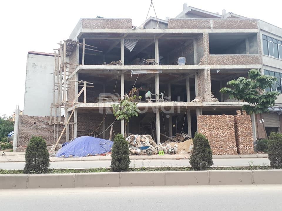 Cho thuê 3 tầng 1 tum, gần bệnh viện nội tiết, mặt tiền 20m (ảnh 1)