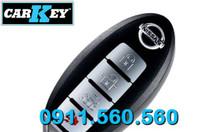 Chìa khóa thông minh ô tô Nissan 2012 3 nút