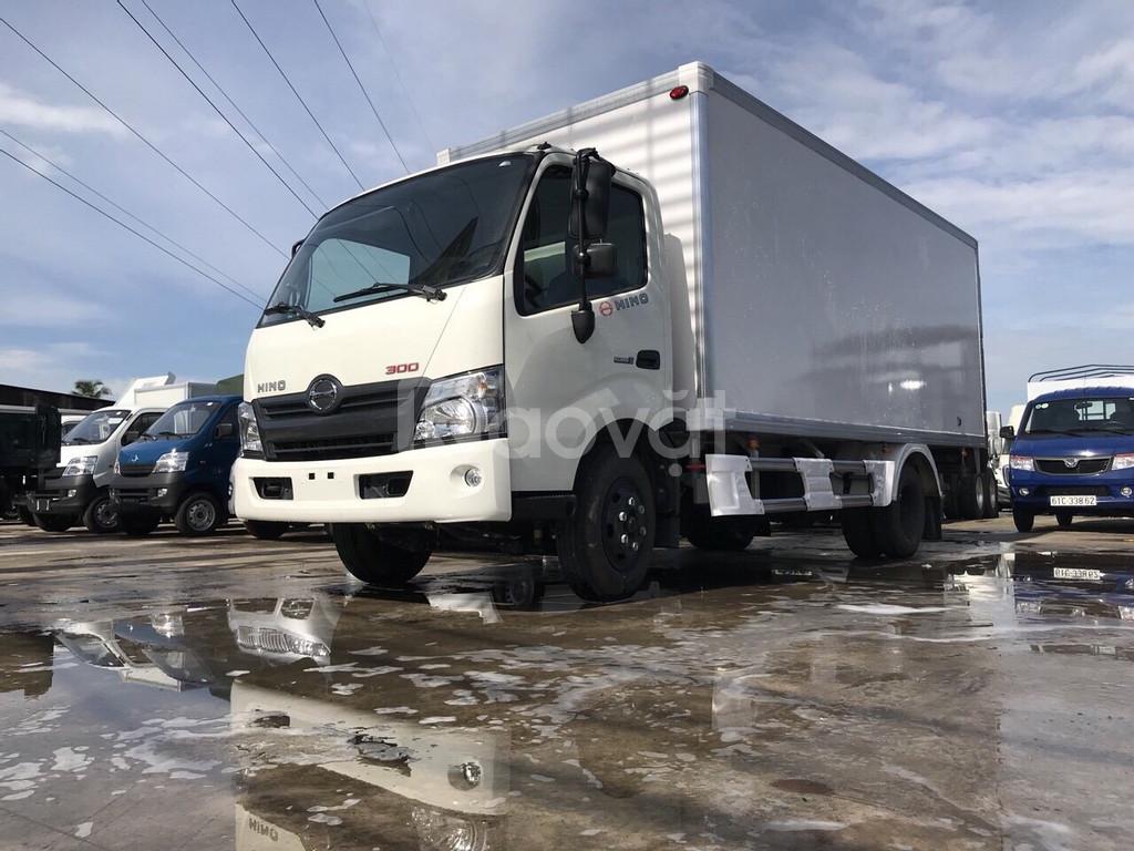 Xe tải Hino 3.49T bảo ôn