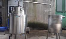 Nồi nấu rượu bằng điện tự động - KAG Việt Nam