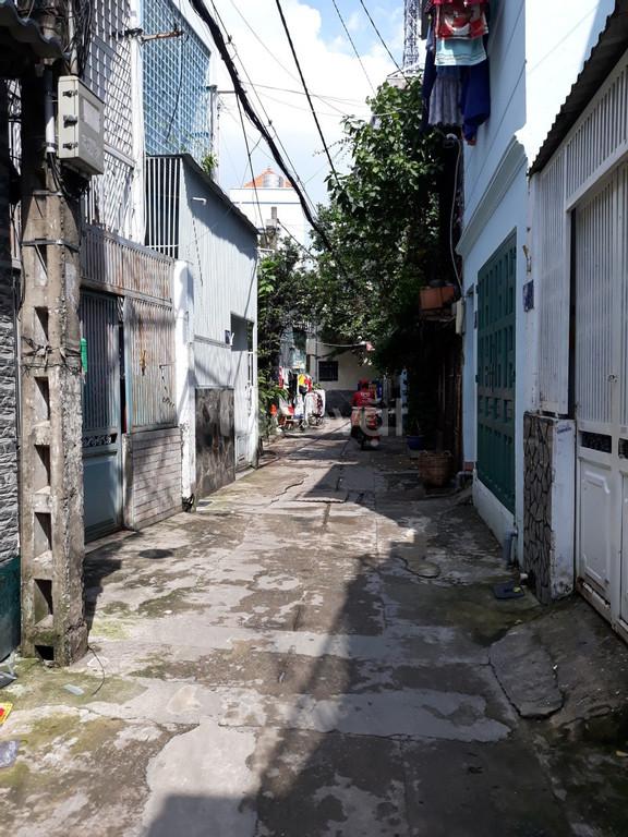 Nhà 1 sẹt 1 lầu đẹp Tân Kỳ Tân Quý, Tân Phú