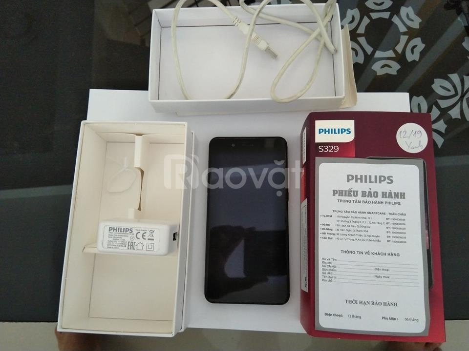 Bán Philips S329, còn BH 4 th tại TGDD giá 1.5tr