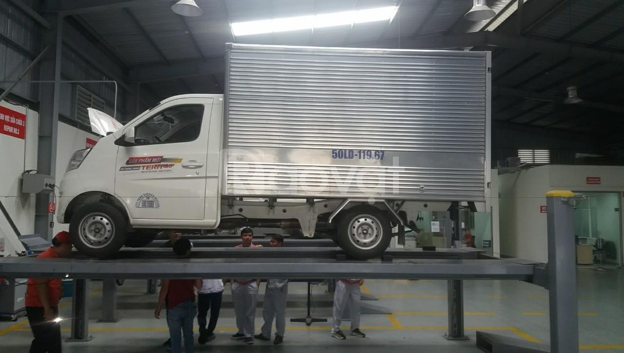 Xe tải nhẹ Tera 100 Khung Mui hoặc thùng kín tải trọng 990 Kg