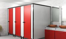 Vách vệ sinh giá rẻ HCM