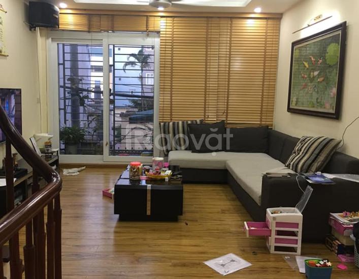 Bán nhà mặt phố Phan Kế Bính, KD vô địch, vỉa hè rộng 45m2, 4 tầng