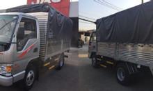 Xe tải Dongben 810Kg, thùng bạt