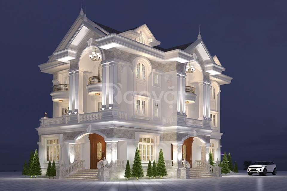 Công ty xây dựng nhà phố đẹp tại Thủ Dầu Một, Bình Dương (ảnh 1)