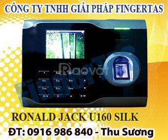 RJ160silk máy chấm công vân tay hàng chính hãng