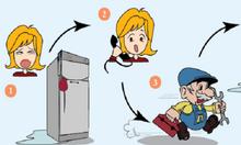 Giải quyết nỗi lo sợ tủ lạnh bị chảy nước