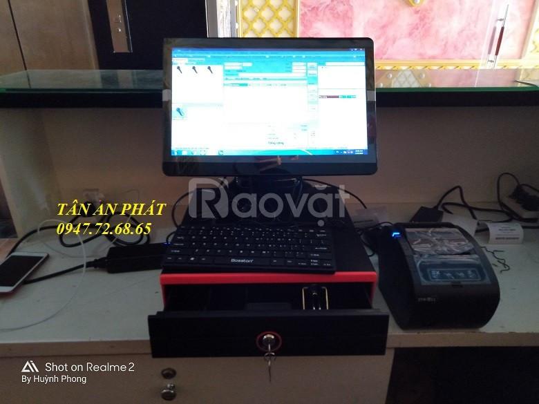 Máy tính tiền cho quán cafe tại Thanh Hóa