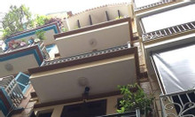 Bán nhà trong ngõ 16- Dương Quảng Hàm ngõ rộng, nông DT 55m2, 4 tầng