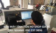 Trọn bộ máy tính tiền dùng cho nhà sách giá rẻ tại Bắc Giang