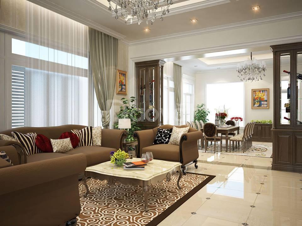 Công ty xây dựng nhà phố đẹp tại Thủ Dầu Một, Bình Dương (ảnh 6)
