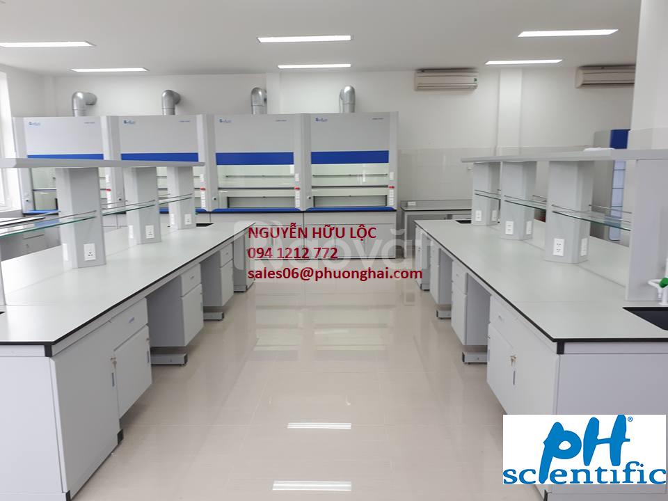 Chuyên thiết kế phòng lab đạt chuẩn ISO 17025