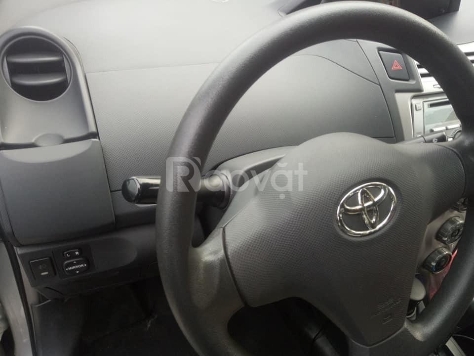 Bán xe Toyota Yaris 2008 số tự động nhập Nhật nguyên chiếc