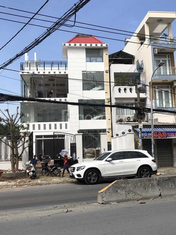 Nhà mặt tiền Huỳnh Tấn Phát Tân Phú quận 7 có hợp đồng cho thuê 150tr