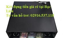 Chuyên cung cấp két đựng tiền thu ngân giá rẻ tại An Giang