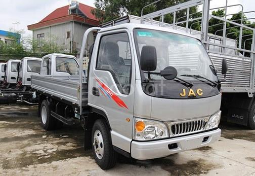 Xe tải jac 2t4 thùng 3m7