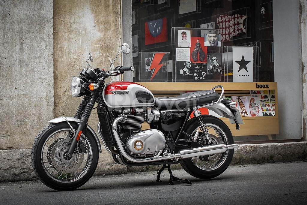 Triumph Bonneville T120 nhập khẩu nguyên bản
