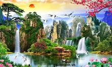 Tranh phong cảnh 3d