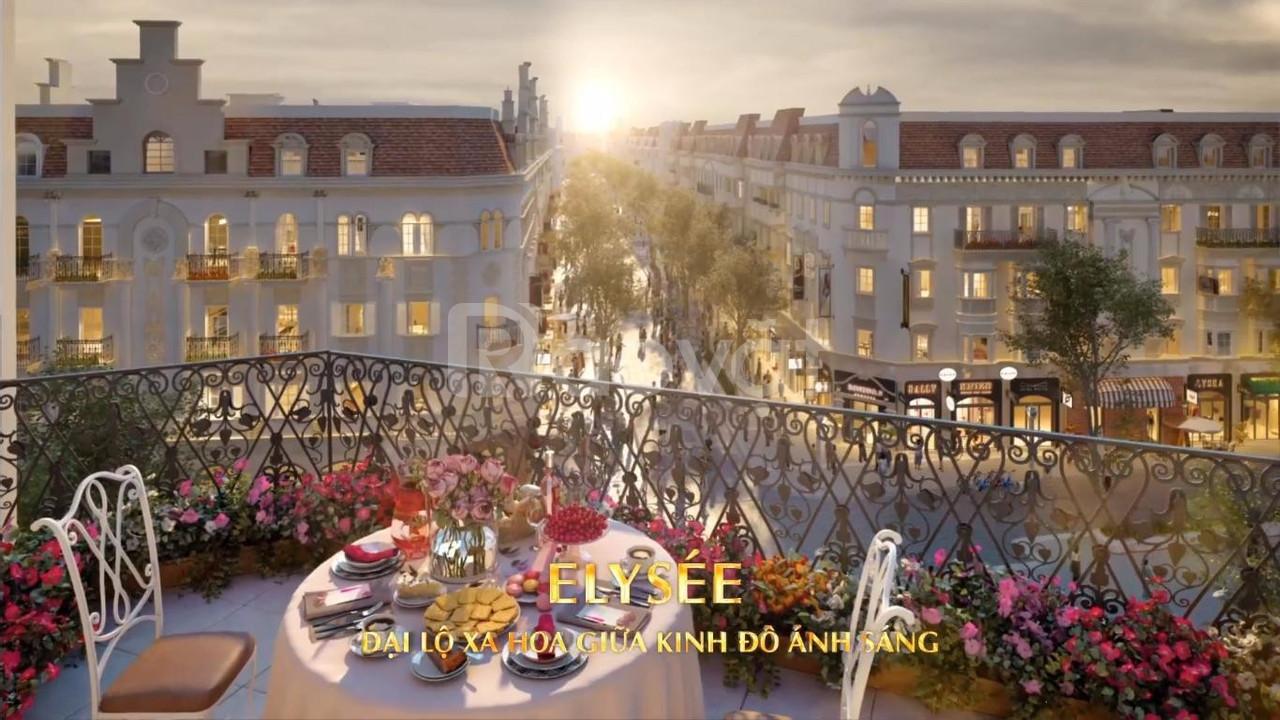 Shophouse Europe Hạ Long Bay - cơ hội đầu tư vàng bên vịnh kì quan