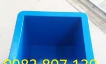 Cung cấp khuôn đúc mẫu bê tông nhựa 15x15cm giá rẻ tại TP.HCM