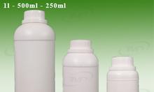 Hủ nhựa, hủ nhựa tròn 500g, hủ nhựa 1kg, hủ nhựa 2kg