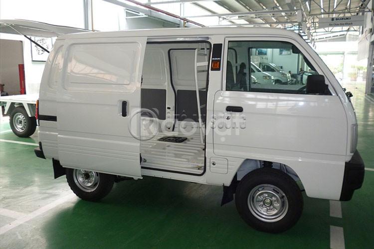 Xe bán tải Suzuki Blind van giá rẻ HCM
