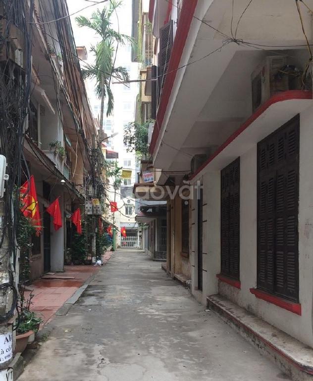 Gia đình cần bán nhà ngõ 16 - Hoàng Quốc Việt ô ô tránh, kinh doanh