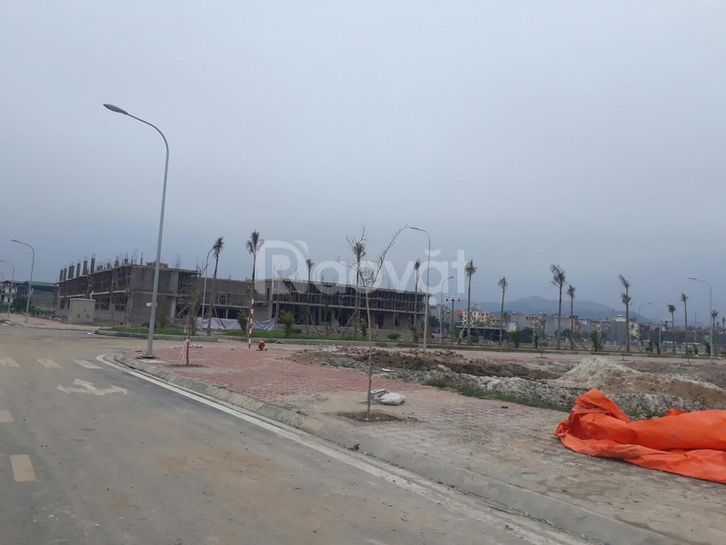 Đất nền trung tâm Uông Bí, Quảng Ninh, sổ đỏ vĩnh viễn